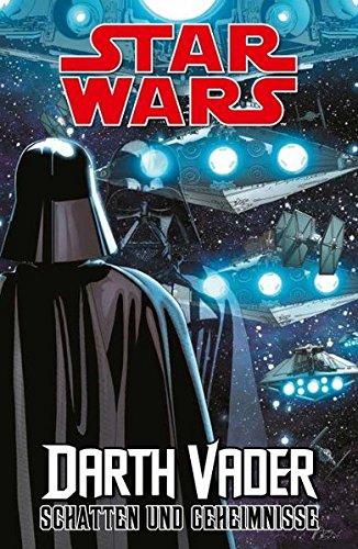 Star Wars Comics - Darth Vader (Ein Comicabenteuer): Schatten und Geheimnisse