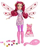 Mattel Mia and Me CMN05 and Me MIA DOLL Fashion BUILDUOP, pink