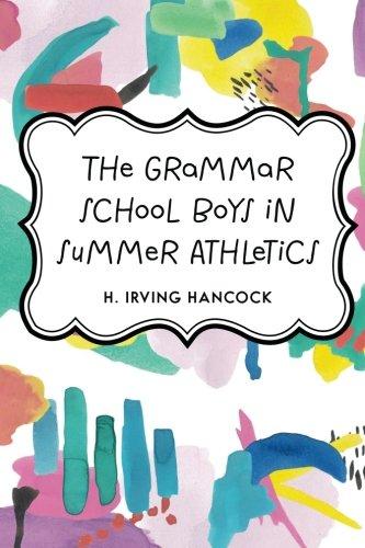 The Grammar School Boys in Summer Athletics (Hat Athletic)