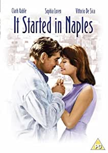 It Started In Naples [DVD] [1960]