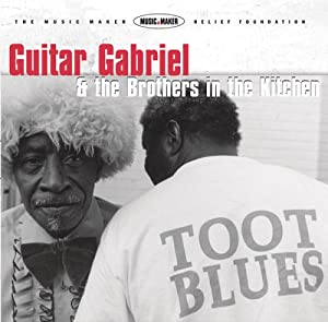 Guitar Gabriel - Toot Blues