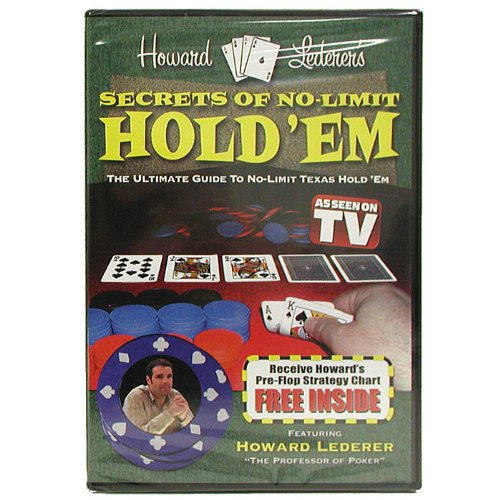 DVD 'Secrets of No-Limit Hold'em'