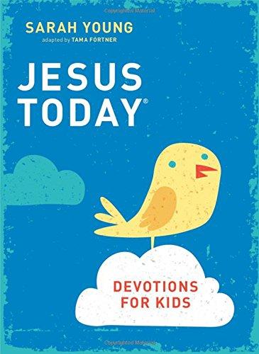 Jesus Today Devotions for Kids (Jesus Calling(r))