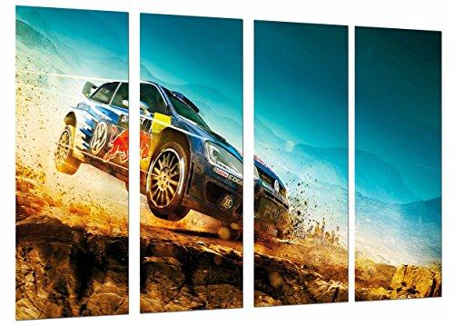 Cuadro Fotográfico Deporte Competicion Rally