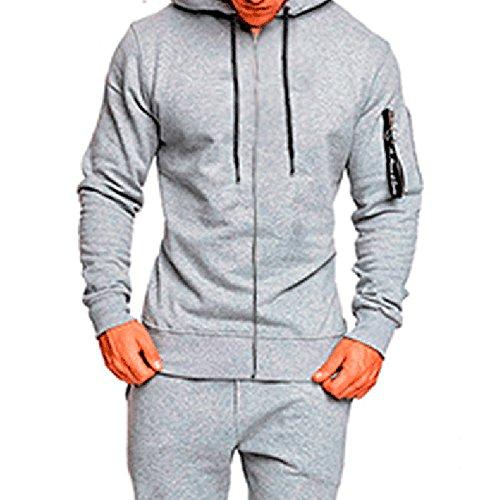 LITTHING Men Camouflage Hoodies Military Style Mens Zip Up Hooded Sweatshirts Camo Pattern Man Casual Hoodie