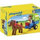 Playmobil 6779 1.2.3 Pony Wagon