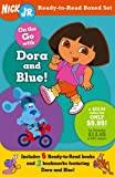 Image de On the Go With Dora And Blue!: Pre-Level 1 & Level 1