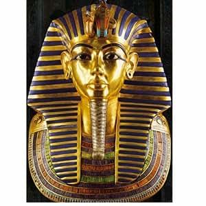 Puzzle 1000 pièces - Egypte ancienne - Masque de Toutankhamon