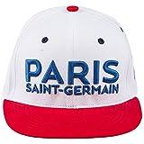 Cap PSG–offizielle Kollektion PARIS SAINT GERMAIN–Fußball–Größe verstellbar