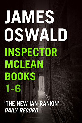 Inspector McLean Ebook Bundle: Books 1-6 (English Edition)