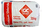 Calciumchlorid Dihydrat 25 kg, CaCl2 2H2O, Lebensmittelqualität, E509