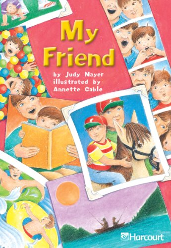 My Friend por Judy Nayer
