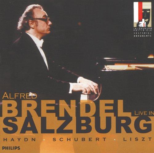 Alfred Brendel - Live in Salzburg