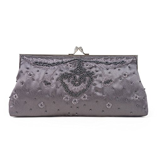 Farfalla - 90546, Stringate Donna Grigio (grigio)