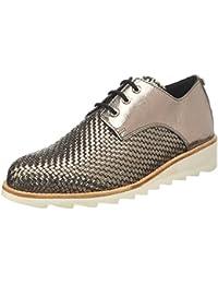 Gaudì Cristal, Zapatos de Cordones Derby para Mujer