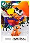 Splatoon Squid Orange Amiibo (Nintend...