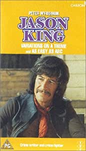 Jason King: Variations On A Theme/As Easy As ABC [VHS] [1971]