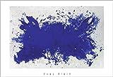 Kunst für Alle Reproduction/Poster: Yves Klein Hommage à Tennessee - Affiche, Reproduction Artistique de Haute qualité, 100x70 cm
