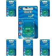 Oral-B Satin Tape, 25-Meters (6 Units)