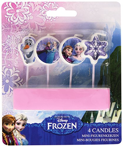 Disney Amscan International Frozen Kerzen-Set