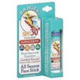 Badger All Season Face Stick SPF 30 (.65...