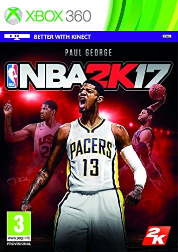 NBA 2K17 (Xbox 360) (New)