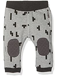 Noppies Baby-Jungen Hose B Pant Sweat Curved Imer