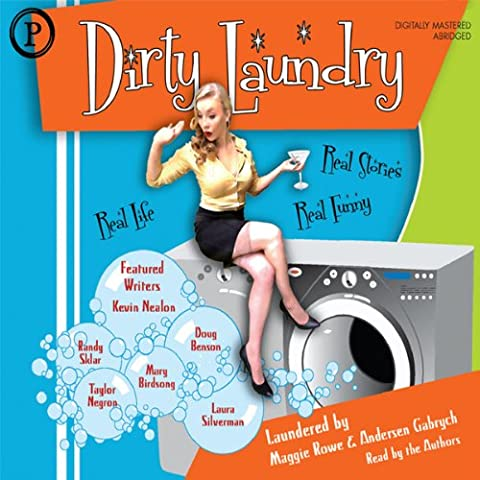 Richard Belzer - Dirty Laundry: Real Life. Real Stories. Real