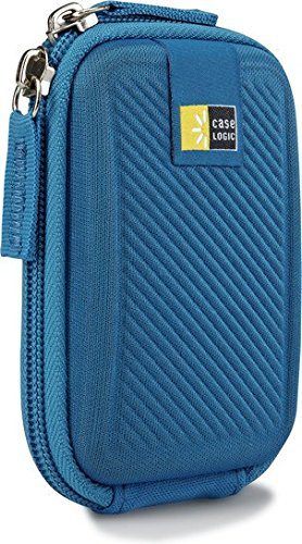 Case Logic ECC-101 Point and Shoot Camera Case (Blue)  available at amazon for Rs.395