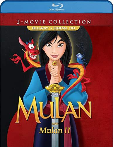MULAN 2-MOVIE COLLECTION - MULAN 2-MOVIE COLLECTION (1 Blu-ray)