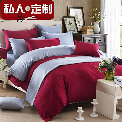 dadao-bedclothes-cotton-four-piece-set-cotton-pure-color-sheet-quilt-cover-12-meters-15-meters-bedre