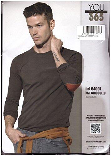 YOU 365 -  Camicia Casual  - Uomo Grigio