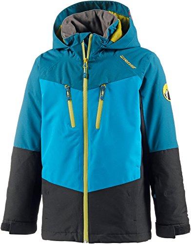 Ziener Kinder Skijacke blau 164