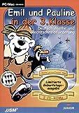 Geburtstagsausgabe: Emil und Pauline in der 3. Klasse. Deutsch, Mathe und Rechtschreibförderung (2 CD-ROM)