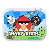 #9: Samdivi Angry Bird Mini English Leaning Laptop (Multi Color)