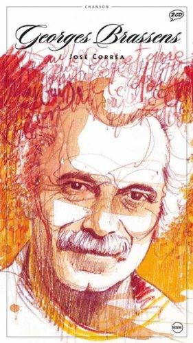 Georges Brassens (2CD audio) par José Correa