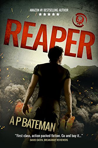 Reaper (Alex King Book 5) (English Edition) par A P BATEMAN