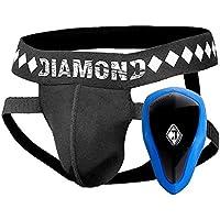 Diamante MMA 4-strap Sospensorio con Built-in Athletic