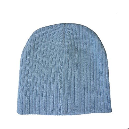 Wintermütze Drew Pearson Hellblau (Erwachsene Ernie Kostüme)
