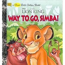 Way to Go, Simba! (Disney's the Lion King)