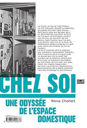 Chez soi par Mona CHOLLET