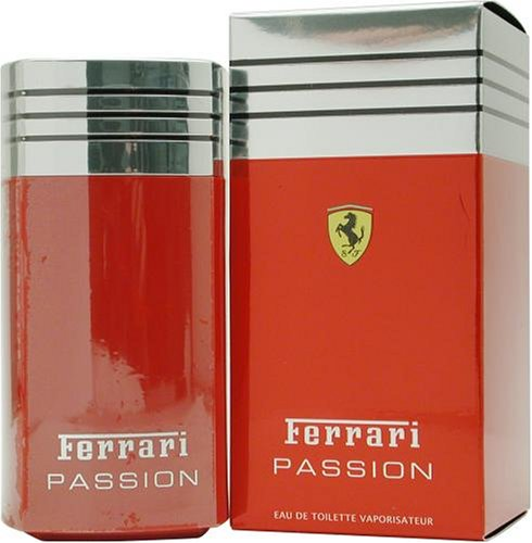 FERRARI PASSION Eau De Toilette 100ML
