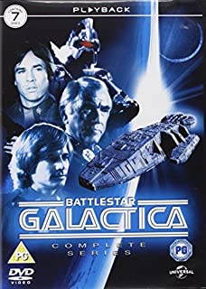 Battlestar Galactica - The Complete Series [1978] [DVD] (B0000CGCXJ) | Amazon price tracker / tracking, Amazon price history charts, Amazon price watches, Amazon price drop alerts