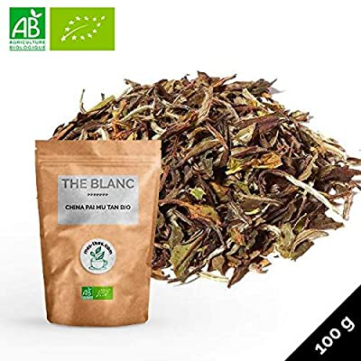 Thé Blanc China Pai Mu Tan ? BIO ? 100g