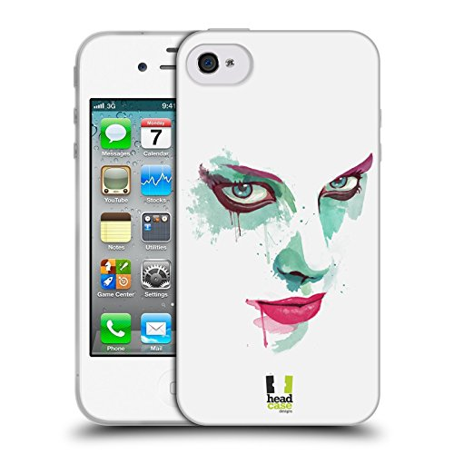 Head Case Designs Favoloso Sirene Affascinanti Cover Morbida In Gel Per Apple iPhone 7 Plus / 8 Plus Accattivante