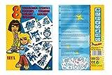 Malinos 301008 BloPens Schablonen Set L, Sweeties hergestellt von Amewi