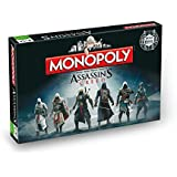 Winning Moves - 0965 - Jeu De Société - Monopoly - Assassins Creed