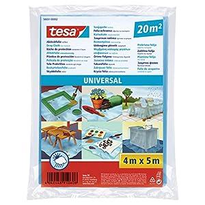 Tesa 56651-00002-01 Telo protettivo Universale, 4 m x 5 m 51S2b7G iVL. SS300