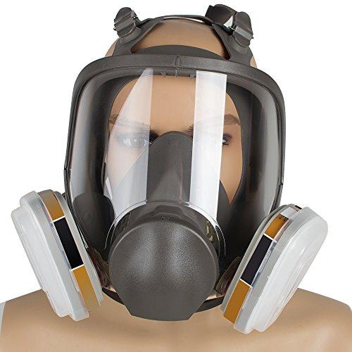 Enshey Vollgesicht-Gasmasken-Sprayfarbe für -