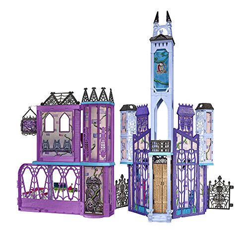 Image of Monster High DMF91 Deluxe High School Playset